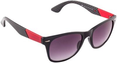 Farenheit 205-C4 Wayfarer Sunglasses(Grey)