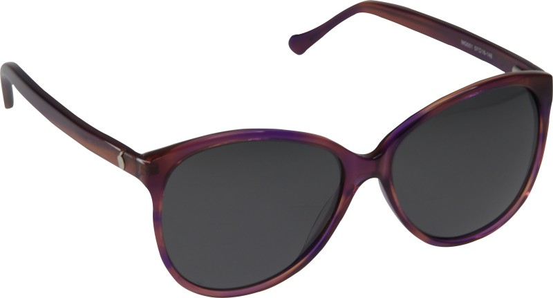 Mango Pickles C-3009 Wine Cat-eye Sunglasses(Black)