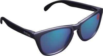 Omtex Classy green Wayfarer Sunglasses