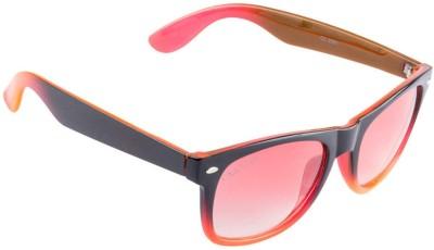 Criss Cross Wayfarer Sunglasses