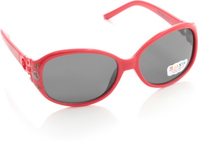 Swiss Design Over-sized Sunglasses