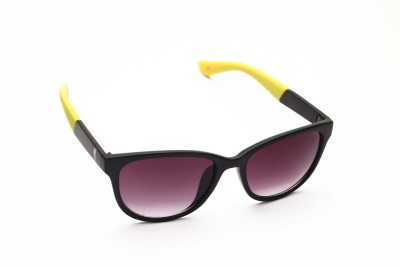 Liverpool FC Glints Black and Yellow Wayfarer Sunglasses