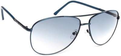 Olvin OL256-06 Aviator Sunglasses(Blue)