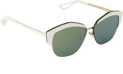 Danny Daze D-2815-C1 Oval Sunglasses