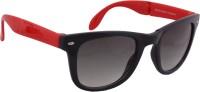 Sushito JSMFHGO0429 Wayfarer Sunglasses(Grey)