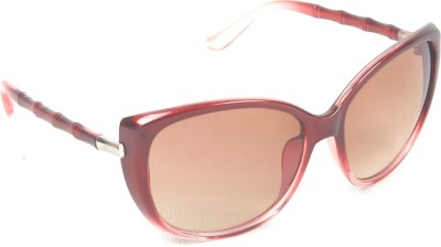 6by6 SG565 Cat-eye Sunglasses(Pink)