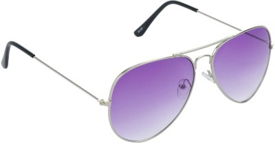Red Leaf RD-BX08_1 Aviator Sunglasses(Violet)