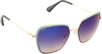 Voyage 5809MG1052 Wayfarer Sunglasses(Blue)