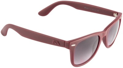 Farenheit FA-999-C5 Wayfarer Sunglasses(Brown)