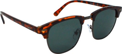 Red Knot Oval Sunglasses