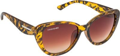 Danny Daze D-2538-C3 Oval Sunglasses