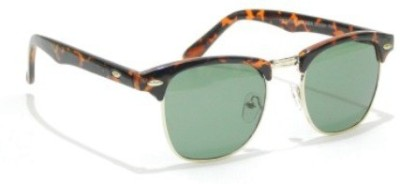 FashBlush Forever New Jeepers Peepers Modern Love Animal Print ClubMaster Wayfarer Sunglasses