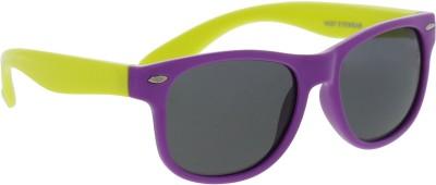 Vast Smart kids Polarized Eye Safe Premium Optical Quality Wayfarer Sunglasses