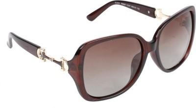 Xross XP-8597-C33-58 Polarized Over-sized Sunglasses
