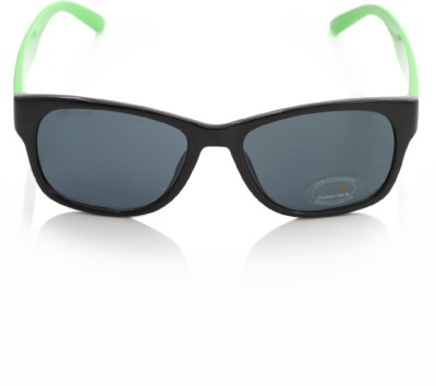 Fastrack PC001BK2 Wayfarer Sunglasses(Blue)