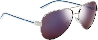 Fave FV007F01 Aviator Sunglasses(Violet)