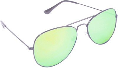 6by6 Mirror Aviator Sunglasses