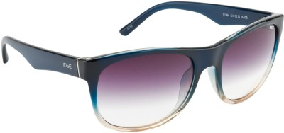 IDEE S1994-C4 Wayfarer Sunglasses(Grey)