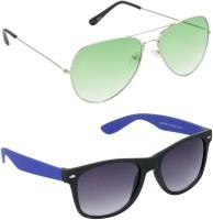 Red Leaf RCMB171_1 Aviator Wayfarer Sunglasses(For Boys)