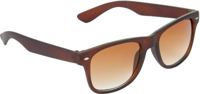 Red Leaf RD-BX19_1 Wayfarer Sunglasses(Brown)