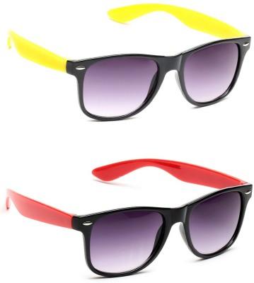 Gordon G014-G007 Wayfarer Sunglasses