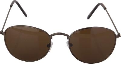 Yak International Essential Round Sunglasses