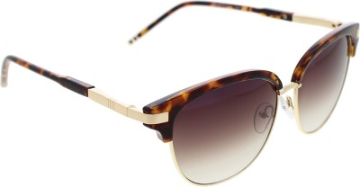 Vast WOMENS _2805_CM_BROWN_GLARES Cat-eye Sunglasses(Brown)