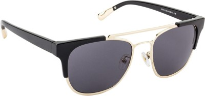 Farenheit 97014-C4 Wayfarer Sunglasses(Grey)