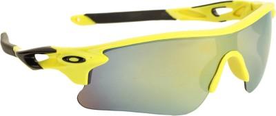 Pede Milan Wrap-around Sunglasses