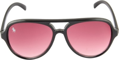 Royal County Of Berkshire Polo Club SNL1437CL-015 Wayfarer Sunglasses