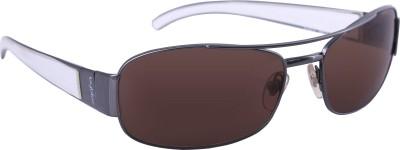 Byblos Rectangular Sunglasses