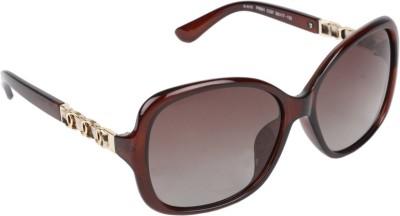 Xross X-010-C33-58 Polarized Over-sized Sunglasses