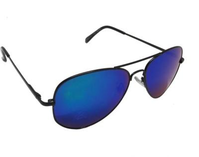 Taboo Bazaar Taboo Bazaar Reflector Lenses Aviator Sunglasses Aviator Sunglasses(For Boys)