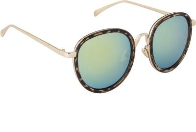 Danny Daze D-2805-C4 Round Sunglasses