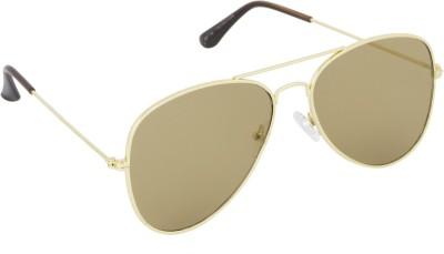 Khwaish Wisko Aviator Sunglasses