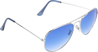 R LOOKS Contemporary Aviator Sunglasses