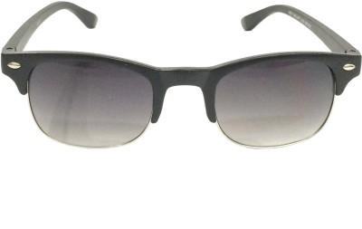 Eye Jewels Retro Wayfarer Sunglasses
