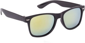 Abster AB-S-3032-BLK-GRN Wayfarer Sunglasses(Green)