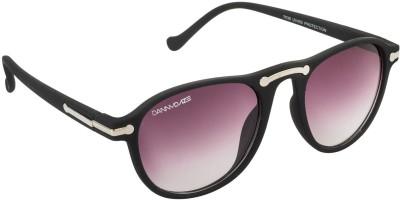 Danny Daze D-1711-C1 Wayfarer Sunglasses(Black)