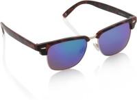 Joe Black JB-580-C5 Wayfarer Sunglasses(Green)