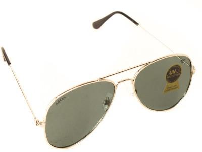 Abqa Original Hi Quality Straight Frame Aviator Sunglasses