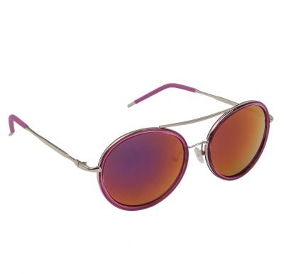 Danny Daze D-2836-C2 Round Sunglasses