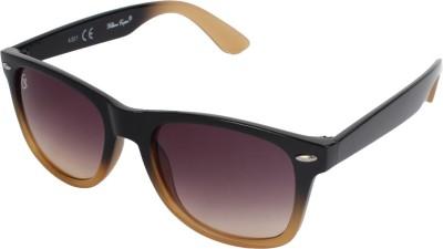 William Cooper Multicolor Wayfarer Sunglasses