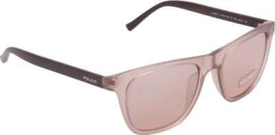 Police Police-S1936-AAVX Wayfarer Sunglasses(Multicolor)