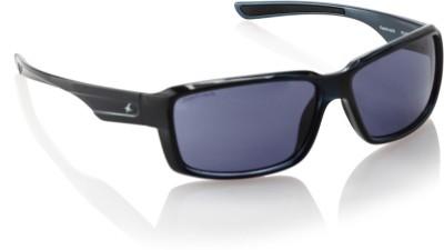 Fastrack P320BU1 Sunglasses(Blue)