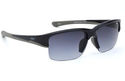 IDEE IDEE S2032 C1 63 Wayfarer Sunglasses(Grey)