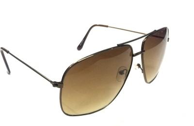 Eye Jewels Trendy Aviator Sunglasses