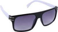 Adine 1396bw Wayfarer Sunglasses(Blue)