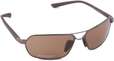 Nike Rectangular Sunglasses