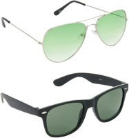 Red Leaf RCMB155_1 Aviator Sunglasses(For Boys)